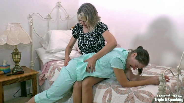 She spanks with hairbrush adult archive