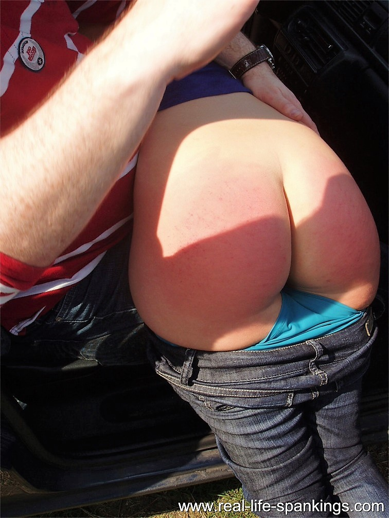 Final, Spank in car have removed